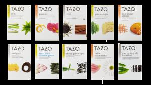 Produit TAZO